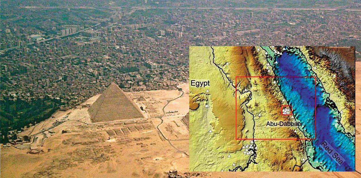 Siberian Scientists Help Unravel the Mystery of Cannon Earthquakes in Egypt