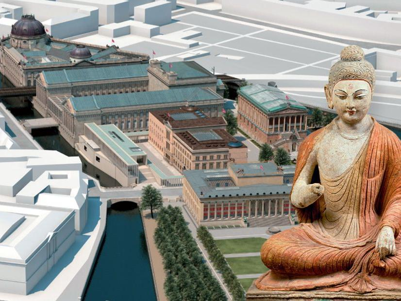 Museum Island and Humboldt-Forum#A New Centre for Art and Culture in Berlin