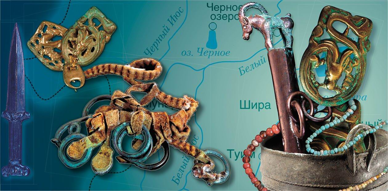Ancient Buried Treasures of South Siberia