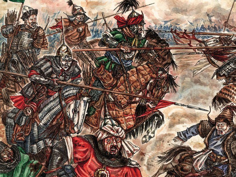 эпоха борьбы кыргызов против джунгарских захватчиков магазинов