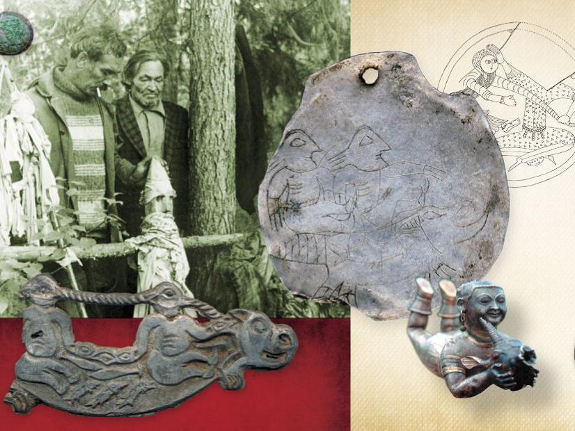 Mysterious Artefacts from archaeological sites and ethnographic complexes of the north of West Siberia