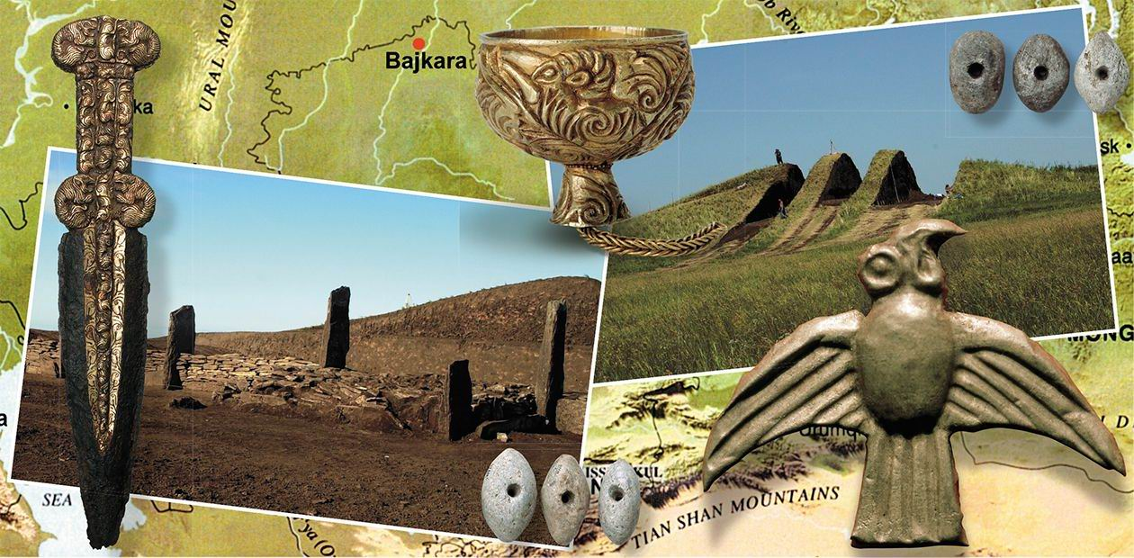 The Big Steppe Kurgans as Architectural Monuments