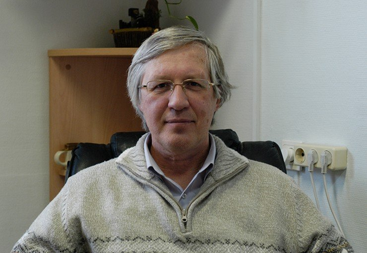 Юрий Павлович Центалович – д.х.н., руководитель группы протеомики и метаболомики лаборатории магнитных исследований МТЦ СО РАН