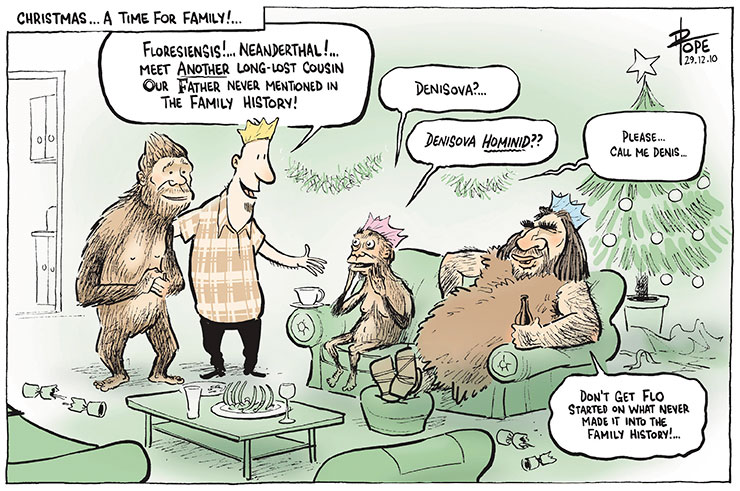 David Pope, The Canberra Times, Australia
