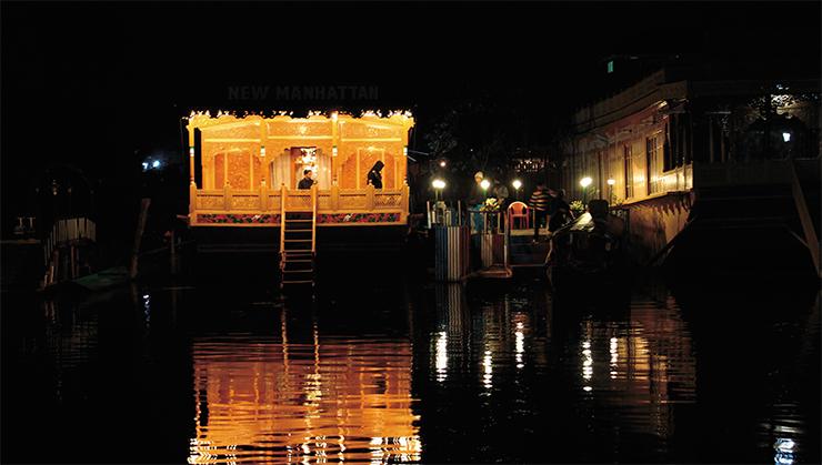 Шринагар знаменит своими каналами-улицами
