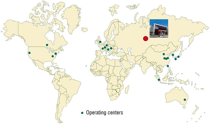 "The national centers for genetic resources of laboratory animals are united in the Federation of International Mouse Resources (FIMRe) and Asian Mouse Mutagenesis and Resource Association (AMMRA). The shared access center SPF Vivarium (Siberian Branch, Russian Academy of Sciences) is the first Russian facility of this type intended to join the international community of ""mouse breeders"" and ""mouse experts"""