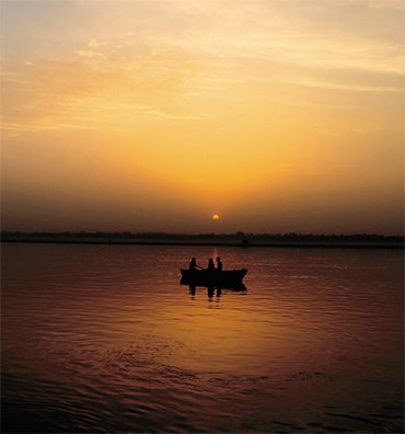 Holy Ganges River. © Creative Commons