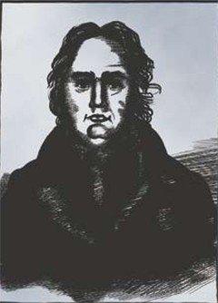 По мнению некоторых исследователей на рисунке изображен Герард Фридрих Миллер