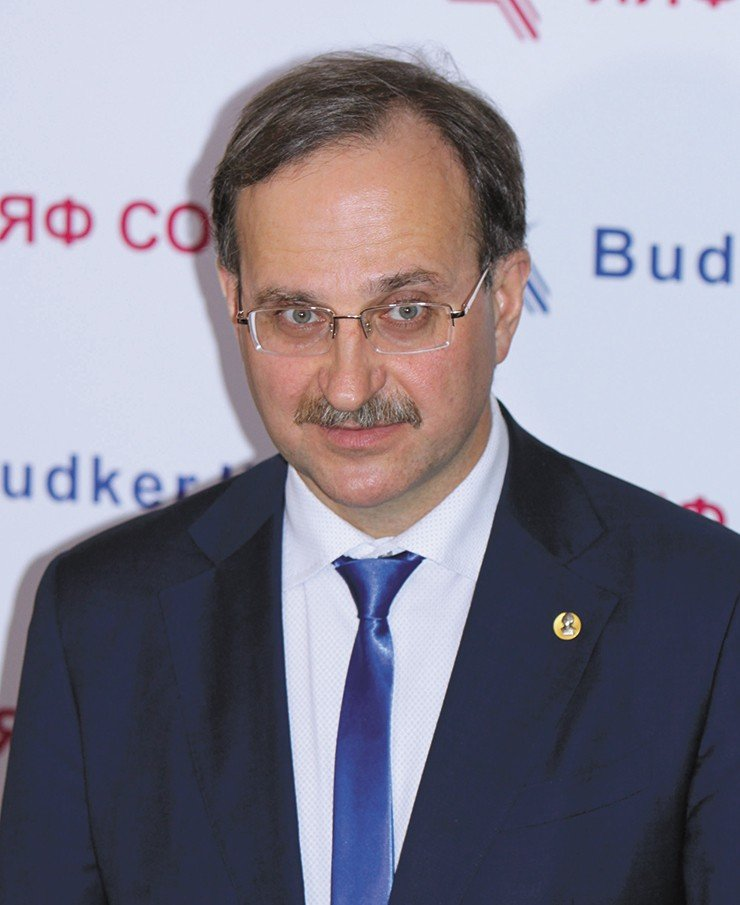 Academician Pavel V. Logachev, Head of the BINP SB RAS
