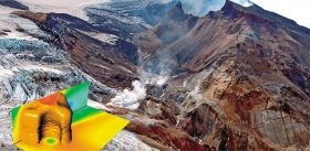 Hot Blood of the Earth  Non-Invasive Diagnostics for Volcanoes
