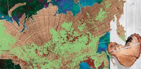 Wildfires and Burns of Siberian Taiga
