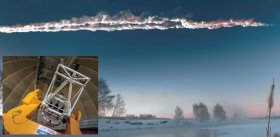 The Echo of the Chelyabinsk Bolide